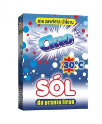 Cluo sól do prania firanek 450g