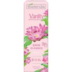 Bielenda Vanity Soft Touch krem do depilacji 100ml Lotos