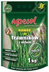 Agrecol nawóz do trawników z mchem hortifoska 1kg