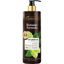 Bielenda Botanic Formula szampon 400ml (włosy farbowane)