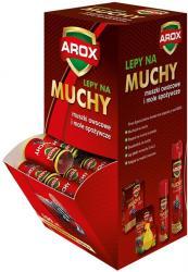 Arox lepy na muchy 100szt