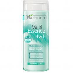 Bielenda Multi Esence 4w1 multiwitaminowa esencja do twarzy 200ml (cera mieszana)