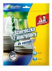 Jan Niezbędny ściereczka z mikrofibry do naczyń