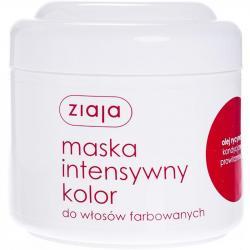 Ziaja Intensywny Kolor maska do włosów farbowanych 200ml