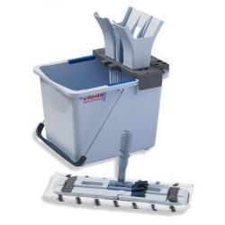 Vileda Professional Ultra Speed 15L zestaw do mycia podłóg bez kija