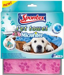 Spontex Pet Towel ręcznik z mikrofibry dla psów i kotów