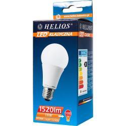 Helios LED żarówka klasyczna A60 230V 14W E27