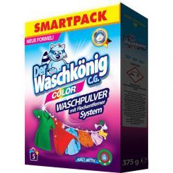 Der Waschkonig proszek do prania 375g color