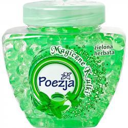 Poezja odświeżacz perełki zapachowe 250g zielona herbata