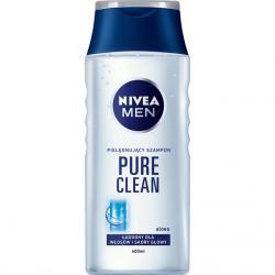 Nivea szampon Pure Clean 400ml