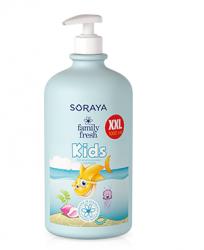 Family Fresh żel pod prysznic dziecięcy 1L
