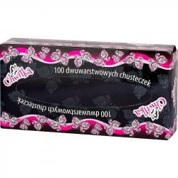Chwilka chusteczki higieniczne 100 szt. kartonik