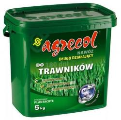 Agrecol nawóz do trawników plantacote długo działający 5kg