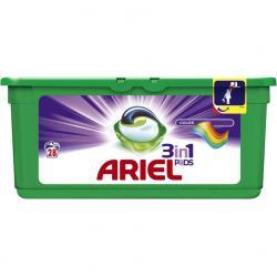Ariel kapsułki do prania 3w1 28 sztuk do kolorów