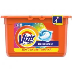 Vizir kapsułki do prania 11szt. do kolorów