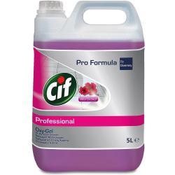 Cif Professional Oxy-gel płyn uniwersalny Wild Orchid 5L
