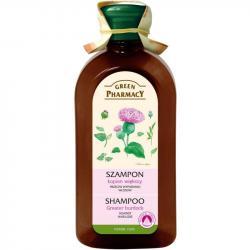 Green Pharmacy szampon do włosów 350ml Łopian