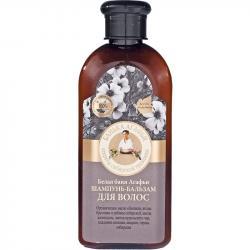 Babuszka Agafia szampon-balsam 350ml