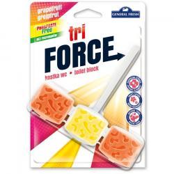 General Fresh Tri-Force kostka do wc grejpfrutowa