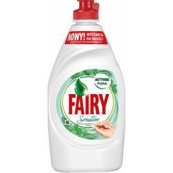 Fairy płyn do naczyń 450ml mięta - drzewo herbaciane