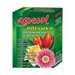 Agrecol odżywka kondycjoner do kwiatów ciętych 200g