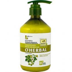 O Herbal odżywka do włosów 500ml Chmiel (włosy kręcone)