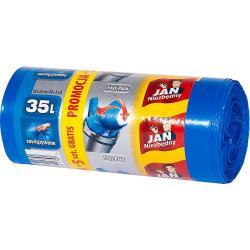 Jan Niezbędny worki HD niebieskie 35L 35 sztuk