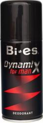 Bi-es dezodorant męski Dynamix 150ml