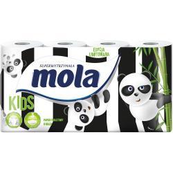 Mola Kids papier toaletowy 8szt.