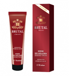 Brutal krem do golenia classic 70ml
