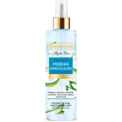 Bielenda Hydra Care Mgiełka do twarzy Kokos & Aloes 200ml