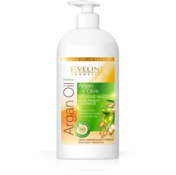 Eveline mleczko nawilżająco-odżywcze Argan Oil 350ml