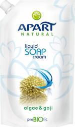 Apart preBIOtic mydło w płynie zapas algi i goji 400ml