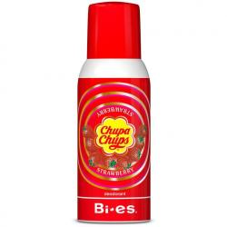 Bi-es dezodorant Chupa Chups Strawberry 100ml