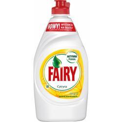 Fairy płyn do naczyń 450ml cytryna