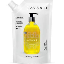 Savanti mydło w płynie zapas 900ml Energy