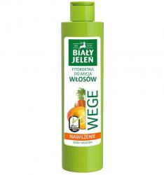 Biały Jeleń WEGE szampon 250ml Marchew i Dynia (Nawilżenie)