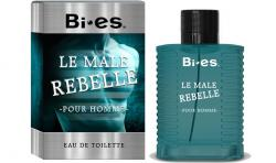 Bi-es Le Male Rebelle woda toaletowa 100ml
