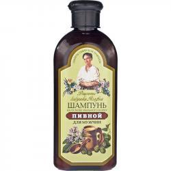 Babuszka Agafia szampon piwny 350ml