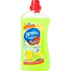 Cluo płyn uniwersalny soda lemon & lim 1L