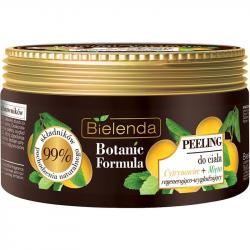 Bielenda Botanic Formula peeling do ciała 350g Regenerująco-odżywczy