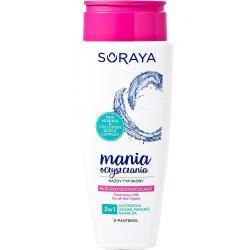 Soraya Mania Oczyszczania Mleczko Oczyszczające 3w1 200ml