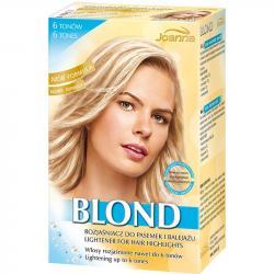 Joanna Blond rozjaśniacz do pasemek i balejażu