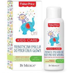 Fisher Price Kids Care emulsja do mycia ciała i głowy 400ml