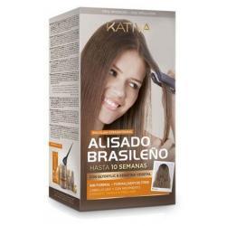 Kativa Alisado Brasileno Zestaw do wygładzania włosów 340g