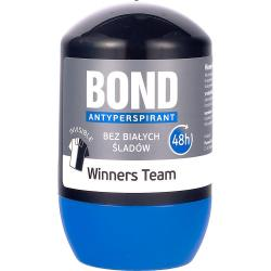 Bond roll-on Winners Team 50ml