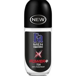 Fa roll-on MEN Xtreme Power+ 50ml