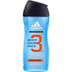 Adidas żel pod prysznic Men Total Relax 250ml