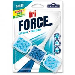 General Fresh Tri-Force kostka do wc morska