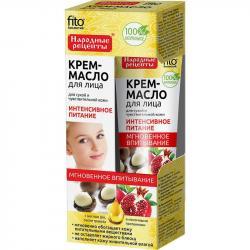 Fitokosmetik Krem-olejek do twarzy 45ml intensywne odżywienie skóra sucha i wrażliwa
